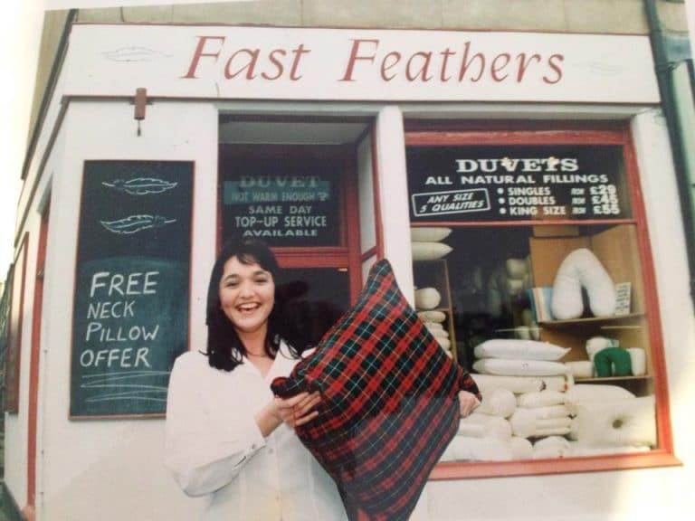 The Feather Company Edinburgh